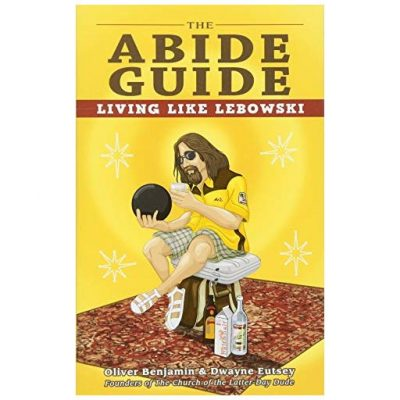 The Big Lebowski Guide Book - Fun Gifts For Him
