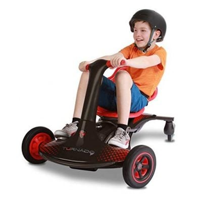 Battery Powered Drifting Kart - Fun Gifts For Him