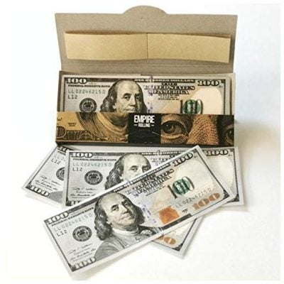 Money Rolling Papers - Fun Gifts For Him