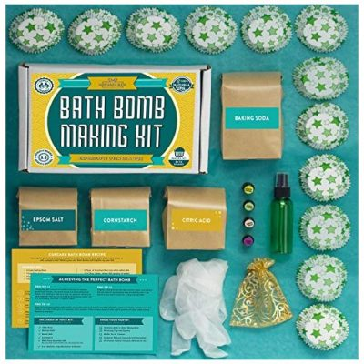 Bath Bomb Making Kit - Fun Gifts For Him