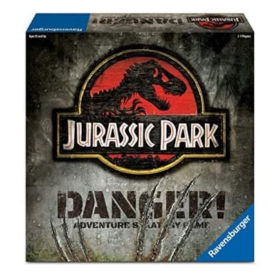 Jurassic Park Adventure Strategy Game - Fun Gifts For Him