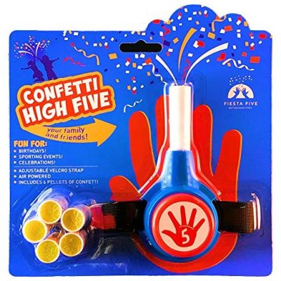 Confetti High Fives - Fun Gifts For Him