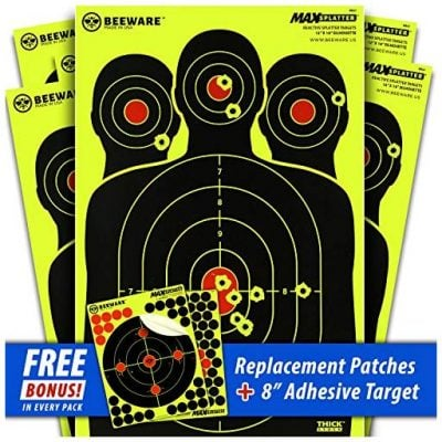 BEEWARE Targets (Thicker - Brighter - Better) - Fun Gifts For Him