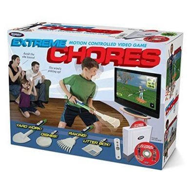 Extreme Chores Video Game - Fun Gifts For Him