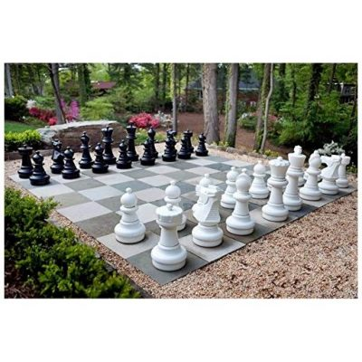 Giant Premium Chess Set - Fun Gifts For Him