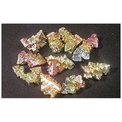 Bismuth Crystals - Fun Gifts For Him