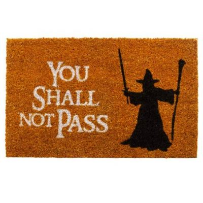 getDigital Doormat You shall not pass - Fun Gifts For Him