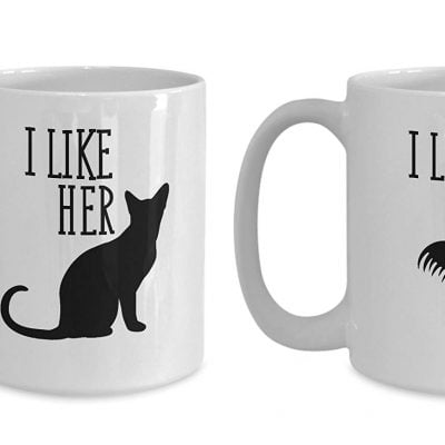 Funny Couples Coffee Mugs - Fun Gifts For Him