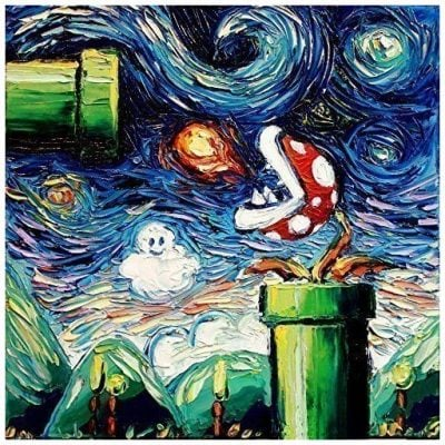 Geeky Vincent van Gogh Paintings - Fun Gifts For Him