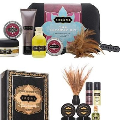 Kamasutra Getaway Kit - Fun Gifts For Him
