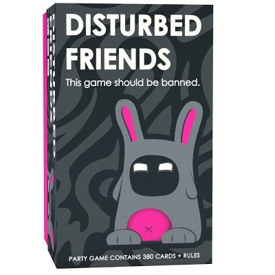 Disturbed Friends - This party game should be banned - Fun Gifts For Him