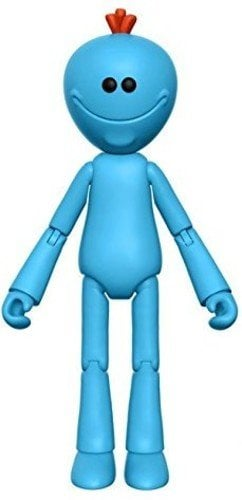 Meeseeks Action Figure - Fun Gifts For Him