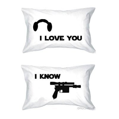 Star Wars pillow case set - Fun Gifts For Him