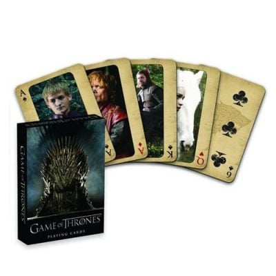 Game of Thrones Playing Cards - Fun Gifts For Him