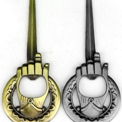 Hand Of The King Bottle Opener 2-Pack - Fun Gifts For Him