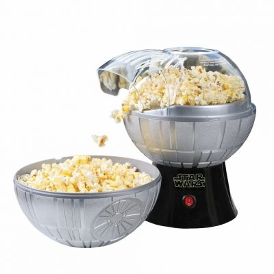 Star Wars Death Star Popcorn Maker - Fun Gifts For Him