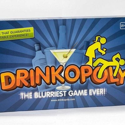 Drinkopoly - The blurriest game ever - Fun Gifts For Him