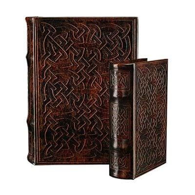 Secret Book Box Set - Fun Gifts For Him
