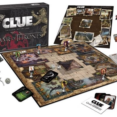 Clue Game of Thrones Board Game - Fun Gifts For Him