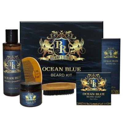 Luxury Beard Grooming Kit for Men - Fun Gifts For Him