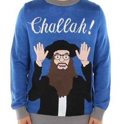 Ugly Hanukkah Sweater - Fun Gifts For Him