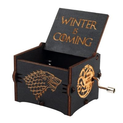 Game of Thrones Music Box - Fun Gifts For Him