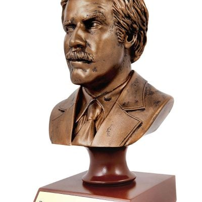 "Anchorman Ron Burgundy 7"" Bust - Fun Gifts For Him"