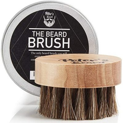 Beard Brush for Men - Fun Gifts For Him
