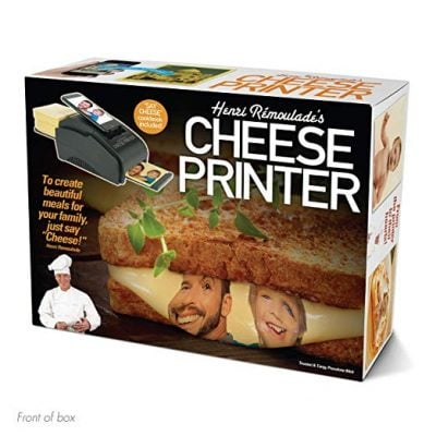"Prank Pack""Cheese Printer"" - Fun Gifts For Him"