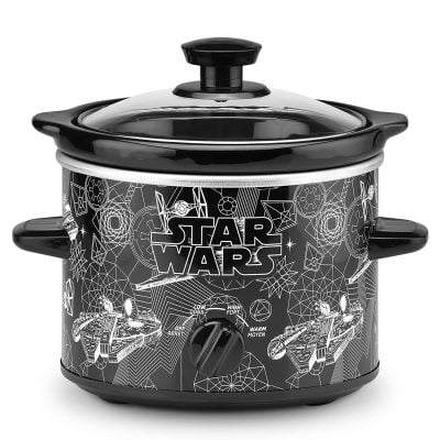 Star Wars 2-Quart Slow Cooker - Fun Gifts For Him