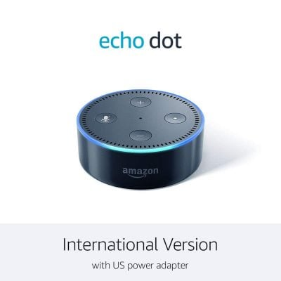 Echo Dot International Version - Fun Gifts For Him