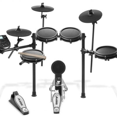 Electronic Drum Set - Fun Gifts For Him