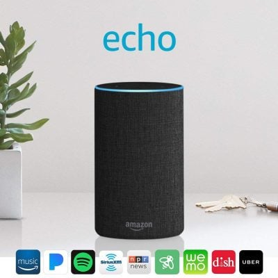 Echo (2nd Generation) - Fun Gifts For Him