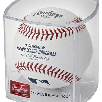 Rawlings 2018 Official MLB Baseball - Fun Gifts For Him